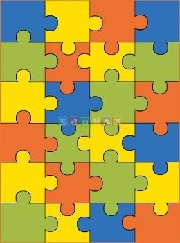 Dywan Puzzle