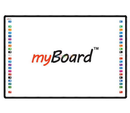 TABLICA INTERAKTYWNA MYBOARD BLACK NANO