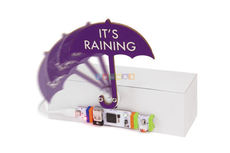 littleBits cloudBit Starter Kit - Internet rzeczy
